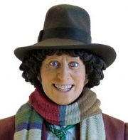 Tom Baker Fourth Doctor Who Classic Series Wave 1 Character Options Action Figure